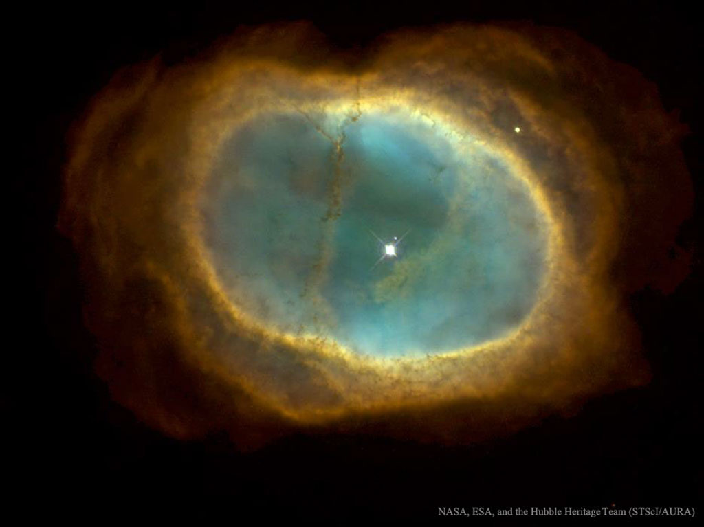 NGC 3132: a Nebulosa de Oito Estalos
