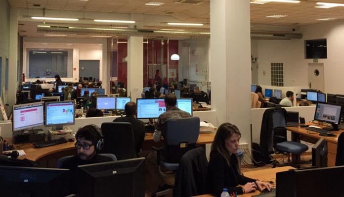 Oficinas de Netex en Oleiros