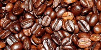 Grans de café.