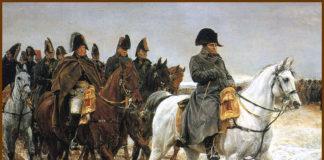 Napoleón marchou cara a Galicia perseguindo ao xeneral Moore en 1809.
