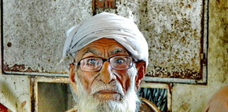 anciano pakistán