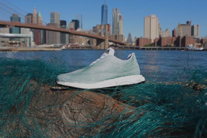 Zapatillas de Adidas e Parley For The Oceans