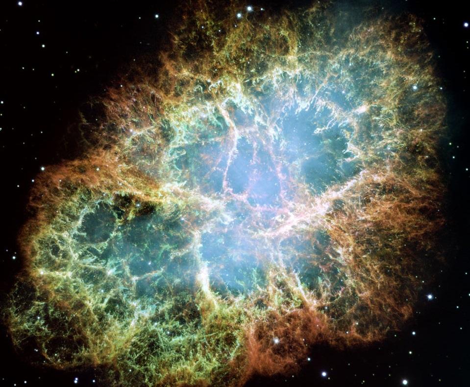 Créditos da imaxe: NASA, ESA, J. Hester, A. Loll (ASU)