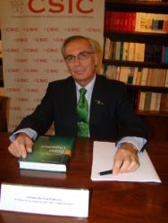 Antonio de Ron, editor da obra.