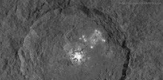 Créditos da imaxe: NASA, JPL-Caltech, UCLA, MPS/DLR/IDA.