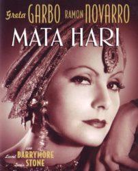 Greta Garbo inmortalizou a Mata-Hari no cinema.