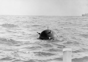 A operación incluía sementar de minas as canles norte e sur das illas Cíes.