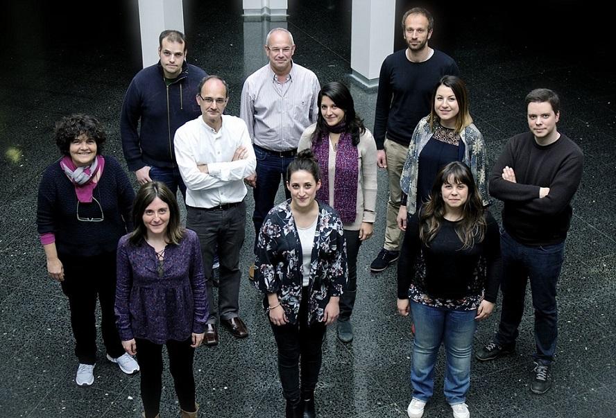 O equipo de Biocaps dirixido por Pío González foi premiado por esta investigación.