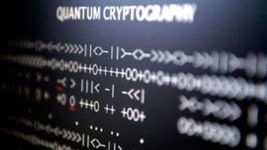 A criptografía cuántica fai imposible descifrar unha mensaxe.