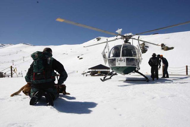 LifeSeeker pode revolucionar as operacións de rescate na neve.