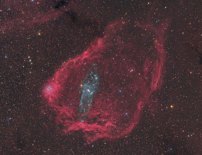 Créditos da imaxe e copyright: Steve Cannistra (StarryWonders).