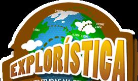 Logotipo da mostra Explorística.