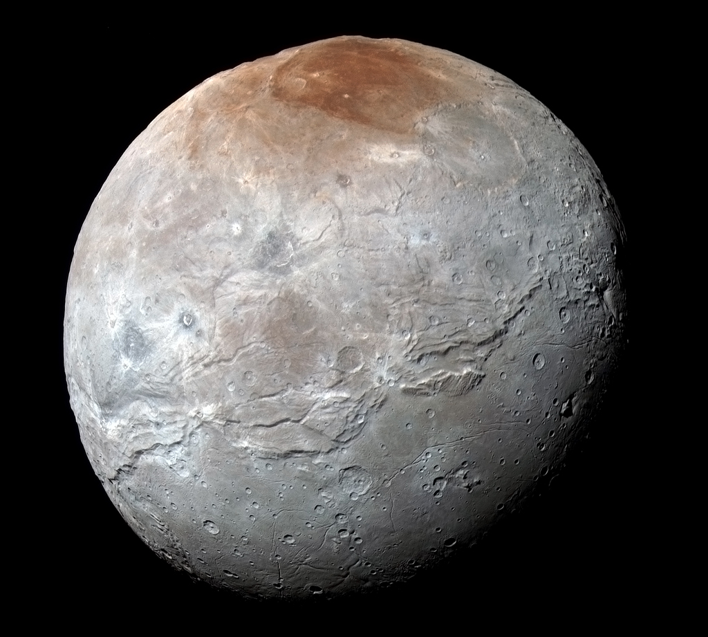 Créditos da imaxe: NASA, Johns Hopkins Univ./APL, Southwest Research Institute