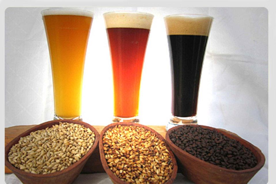 Un sensor detecta o nivel de furfural, un composto que aparece cando a cervexa envellece