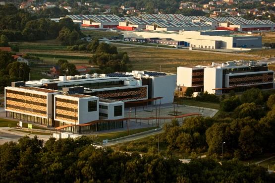 O parque de Porto do Molle, en Nigrán, acollerá o congreso internacional.