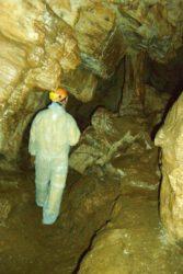 A cova do Rei Cintolo está aberta a visitas guiadas boa parte do ano