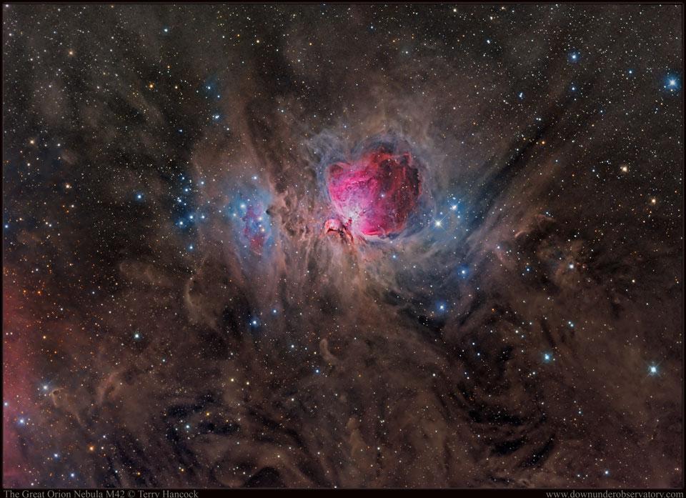 Créditos da imaxe e copyright: Terry Hancock (Down Under Observatory)