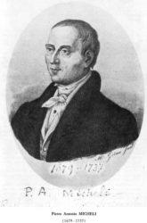 Pier Antonio Micheli.