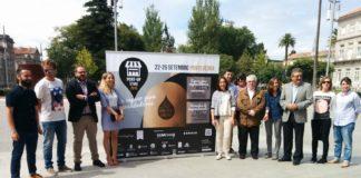 Presentación en Pontevedra da iniciativa Pont-Up Store.