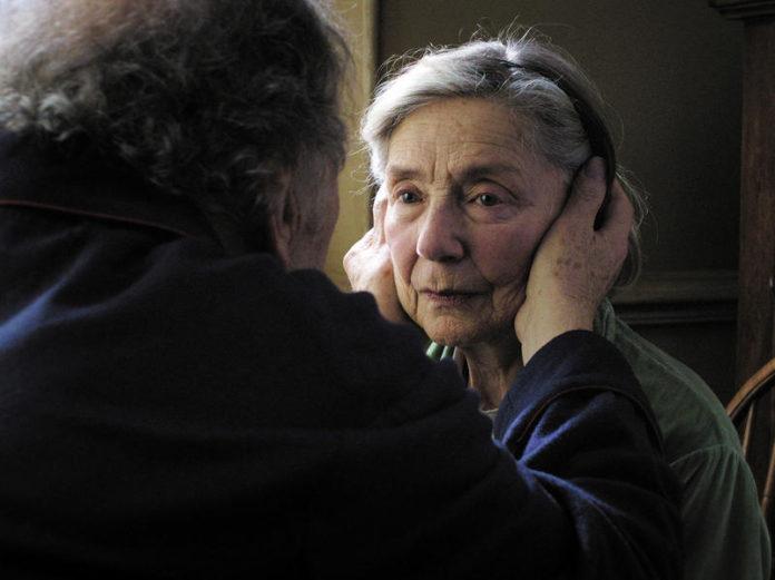 Fotograma do filme 'Amour', de Michael Haneke.