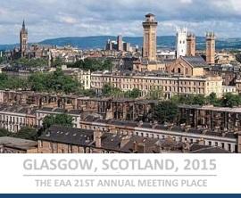 Convocatoria da reunión da EAA en Glasgow.