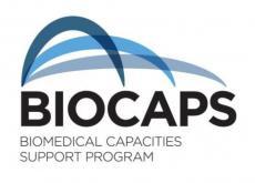 Logotipo de Biocaps.