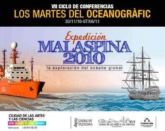 A expedición Malaspina 2010 emulou á do século XVIII.