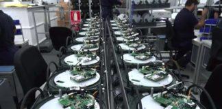 A enxeñería de Marine Instruments deseña aparellos vía satélite que están a revolucionar a pesca.
