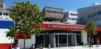 Facultade de Matemáticas da Universidade de Santiago.