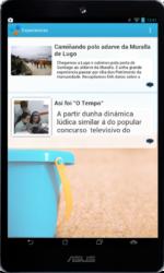 Aplicación de TELGalicia para clases e actividades docentes.