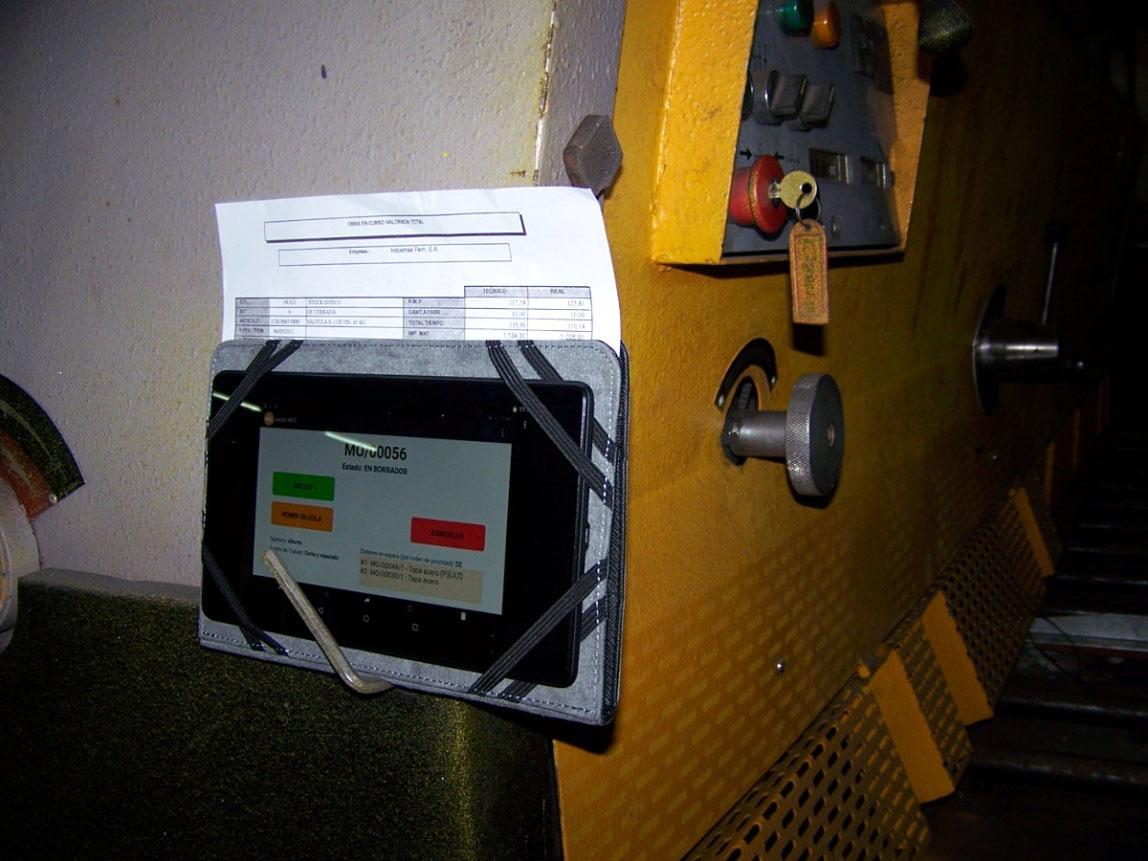 O sistema aumenta a produtividade nos talleres de fabricación e pode aplicarse a diversas industrias