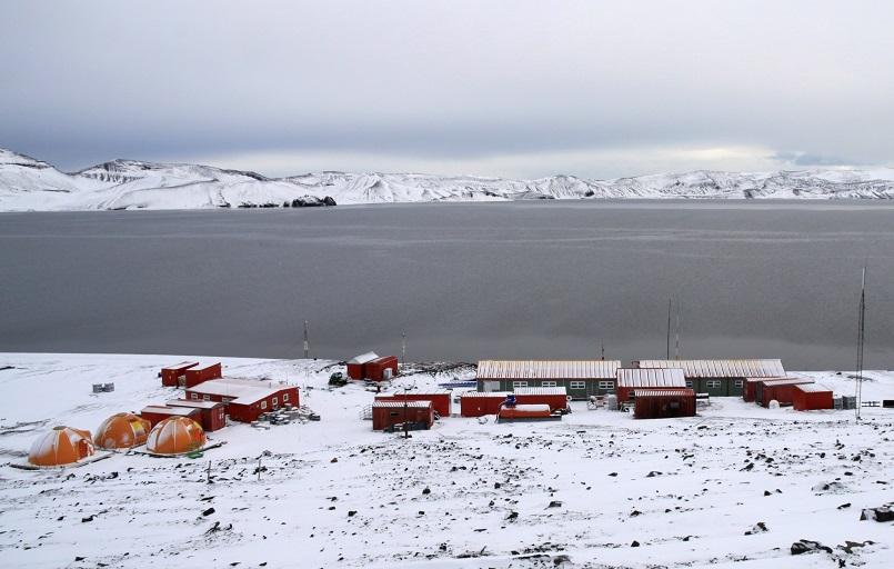 Base antártica Gabriel de Castilla.