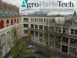 AgroParisTech, unha institución francesa de investigación que participará no encontro.
