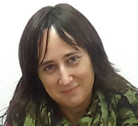 A investigadora Estrella Romero.