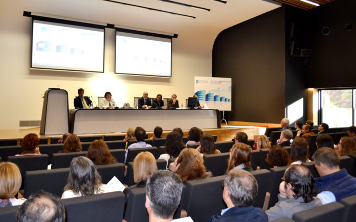 Reunión en Vigo do seminario do proxecto Biocaps. Foto: Duvi.