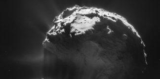 Créditos da imaxe e licenza: ESA, Rosetta, NAVCAM