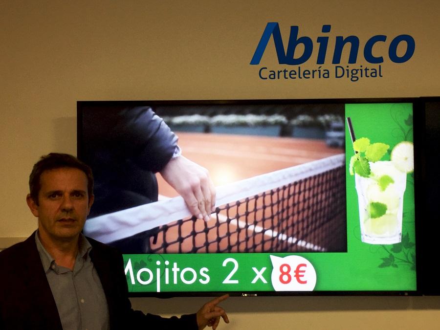 Fernando Garrido, promotor de Abinco.