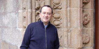 O catedrático da Universidade de Santiago Augusto Pérez Alberti