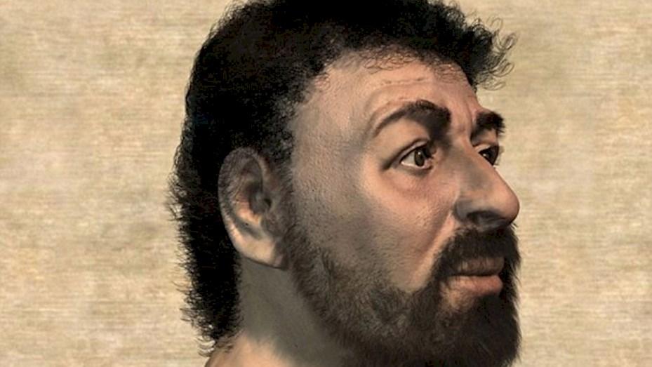 Xesús tiña a pel escura, cabelo rizado e barba como outros xudeus da época