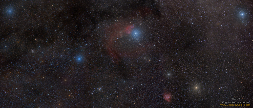 Créditos da imaxe e copyright: Rogelio Bernal Andreo (Deep Sky Colors)
