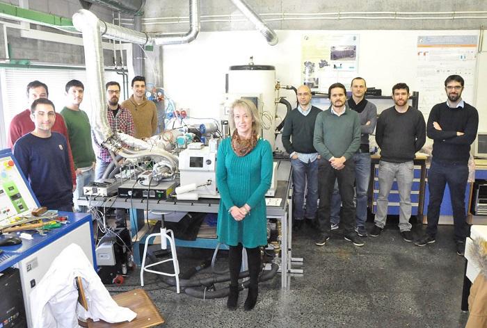 Grupo de Tecnoloxía Enerxética da UVigo.