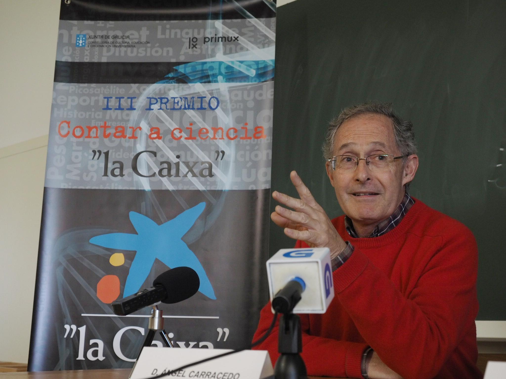 Ángel Carracedo.