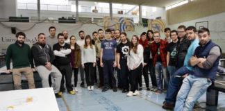Equipo organizador da Technium Lan Party de Ourense.