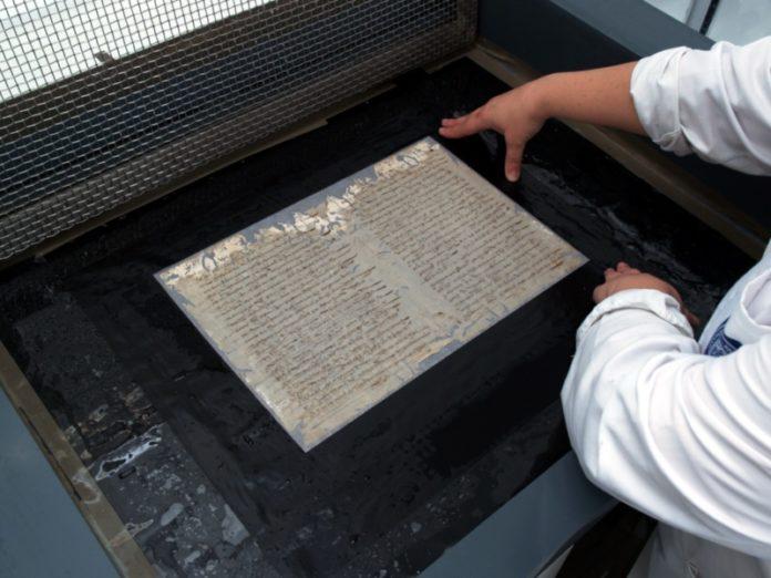 O Arquivo Histórico da USC está a dixitalizar a súa colección.