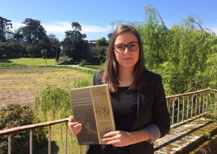 Tamara Sotelo desenvolveu a súa investigación la Misión Biolóxica de Galicia do CSIC.