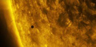 As imaxes foron captadas polo telescopio SDO