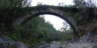 Ponte de San Xusto-Río Lérez. Foto:Adrián Estévez. Galipedia.