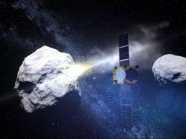 O DustCube da UVigo tomará datos da colisión da nave DART contra o asteroide.
