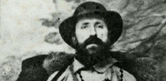 Rosendo Salvado, bispo de Nova Nursia.