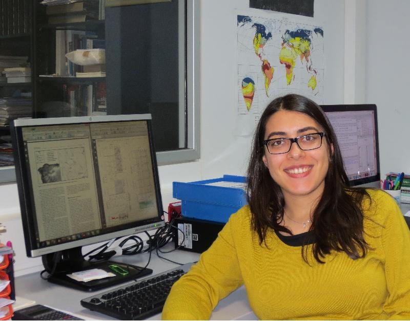 A doutora Noemí Silva, autora da tese.